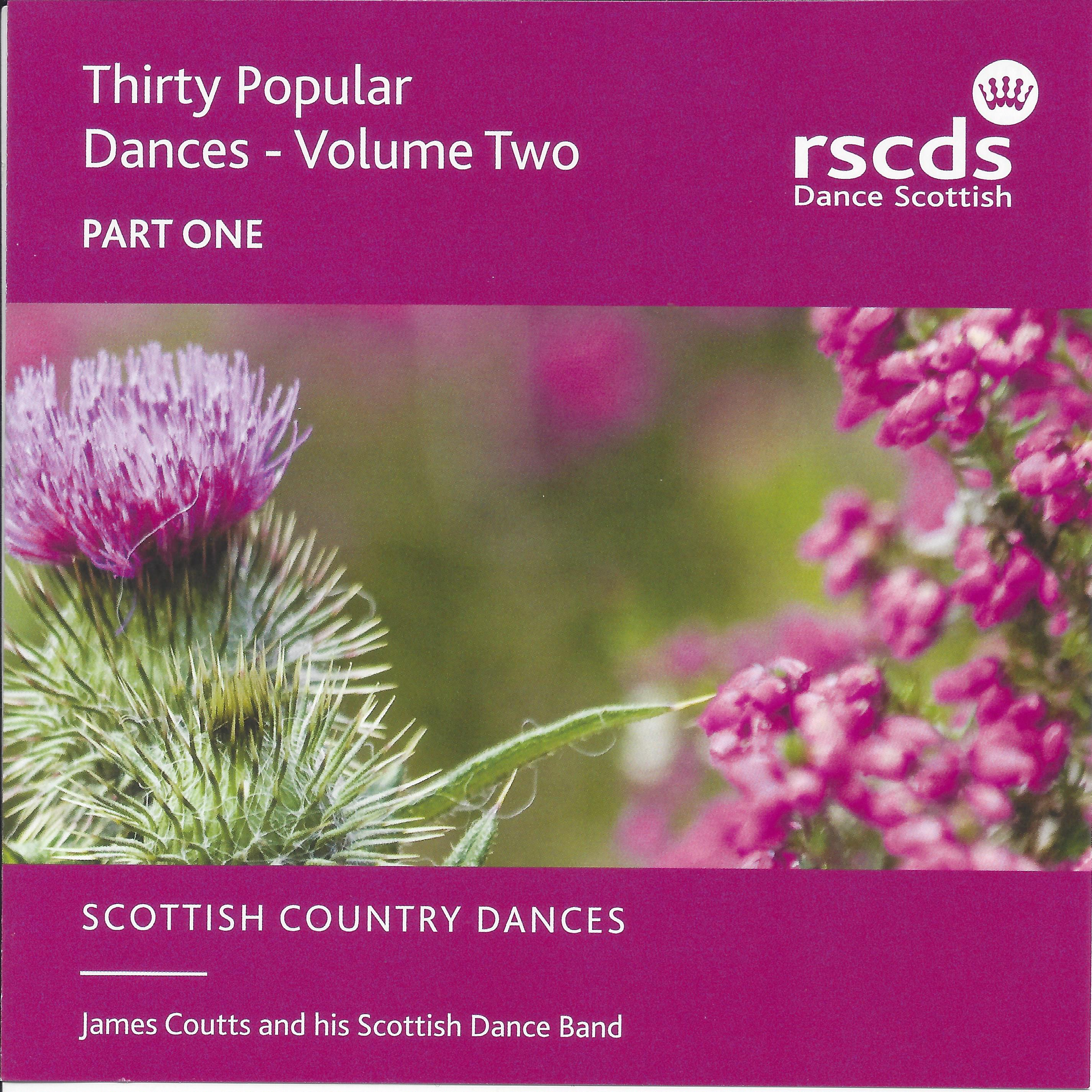 Thirty Popular Dances - Volume Two - Part One
