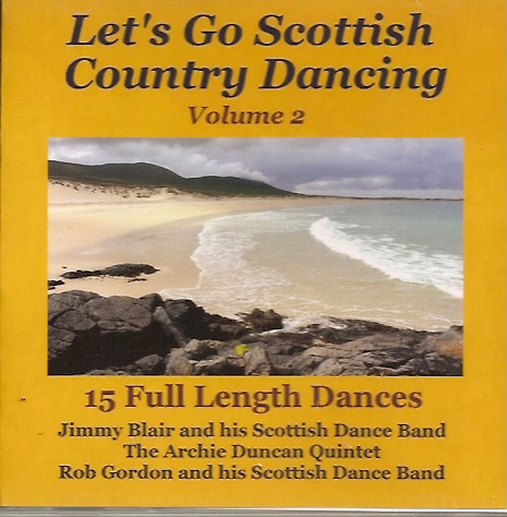 Let's Go Scottish Country Dancing Vol 2.