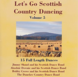 Let's Go Scottish Country Dancing Vol 5
