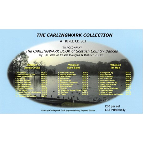 Carlingwark Collection 3CD set