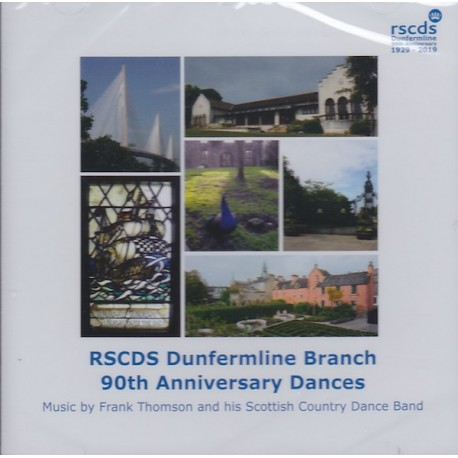 RSCDS Dunfermline Branch 90th Anniversary Dances