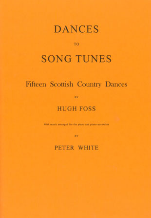 Hugh Foss Dances to Song Tunes