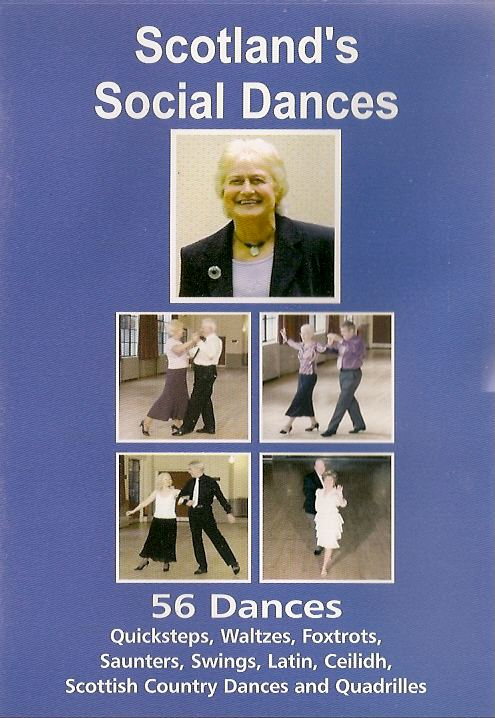 Scotland's Social Dances - NTSC format
