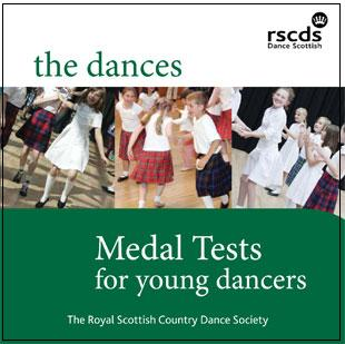 Medal Tests for Young Dancers