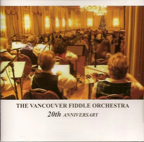 Vancouver - 20th Anniversary CD