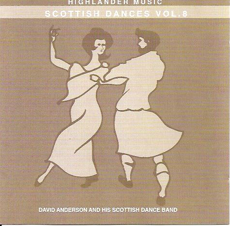Scottish Dances Vol. 08