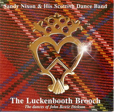 Luckenbooth Brooch, The