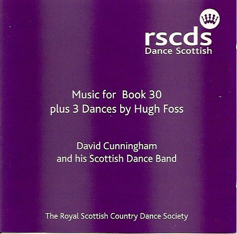 Book 30 plus 3 Foss Dances
