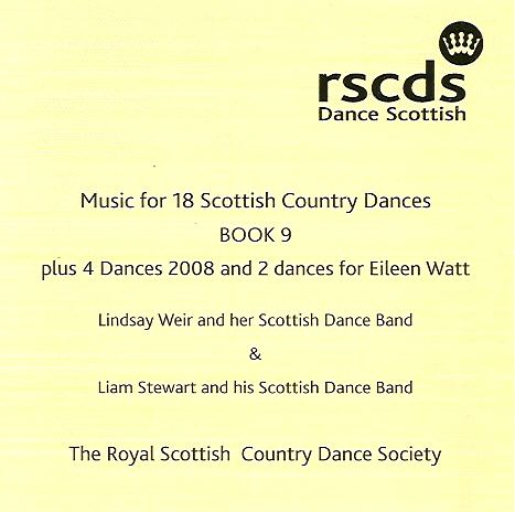 Book 09 plus 6 dances