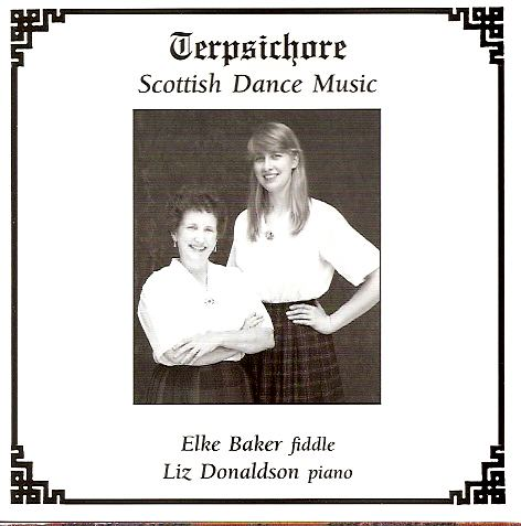 Scottish Dance Music - Terpsichore