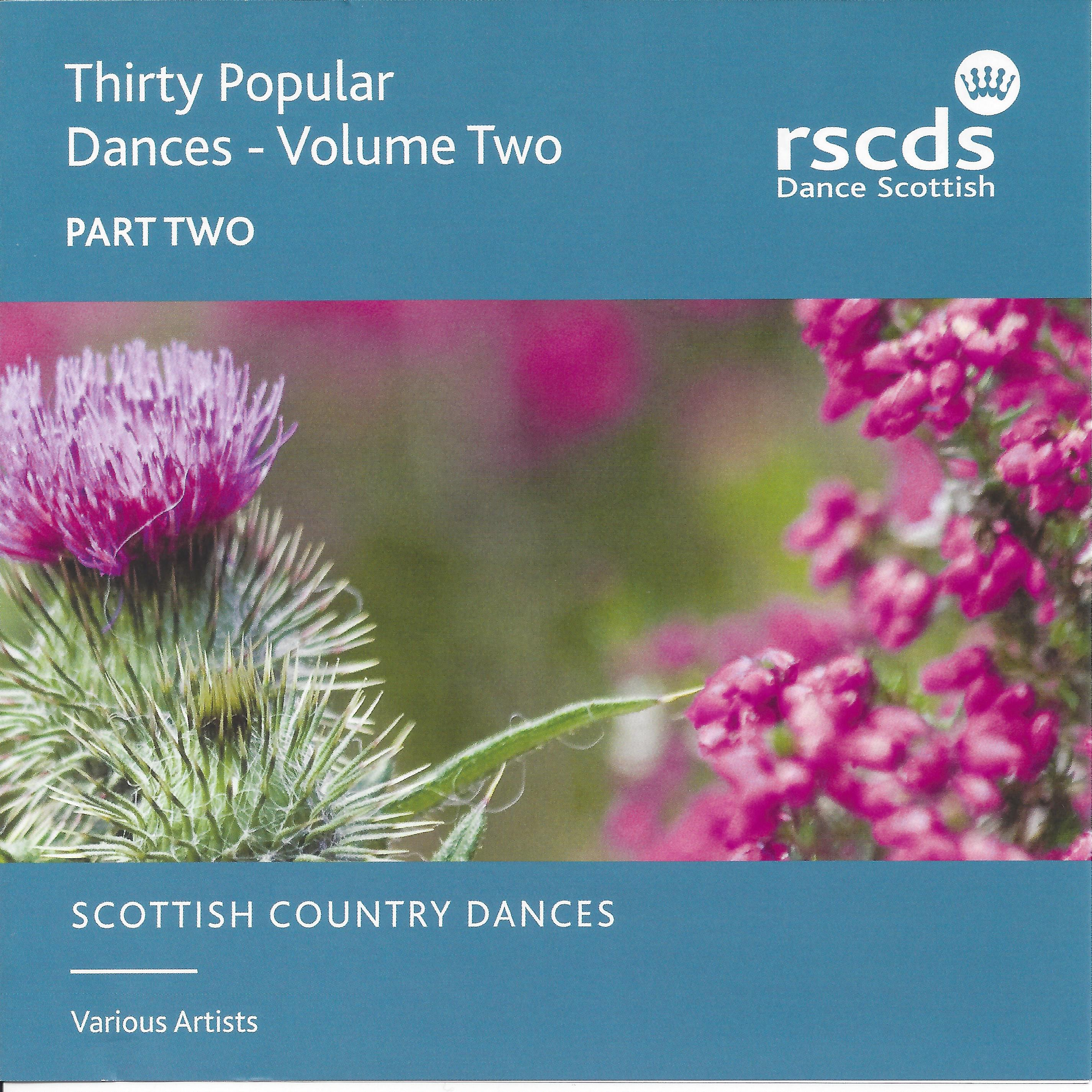 Thirty Popular Dances - Volume Two - Part Two