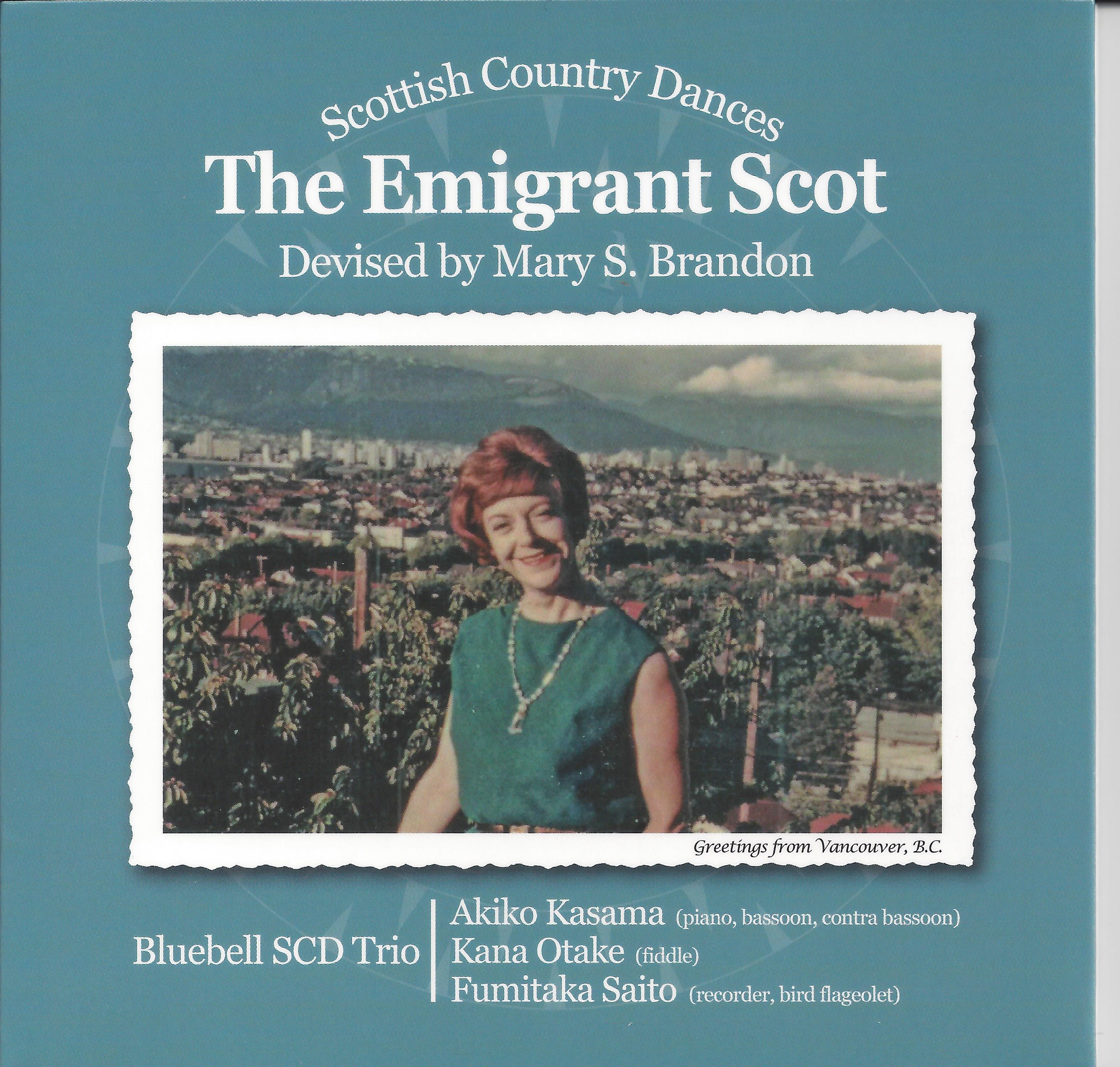 The Emigrant Scot
